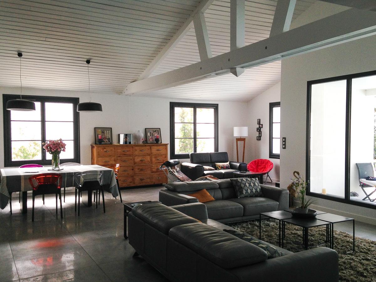 rénovation d'une maison – la couarde-sur-mer (17) | desarchitecture