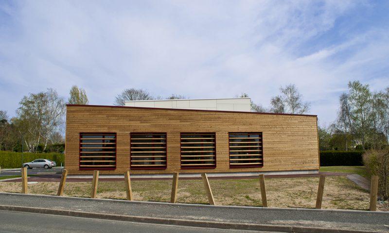 Maison des Services au Public – Seiches sur le Loir (49)