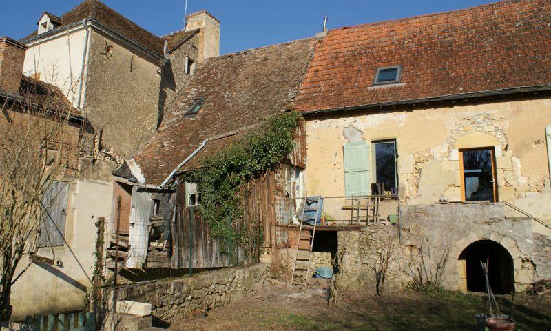 Rénovation d'une habitation – Durtal (49)