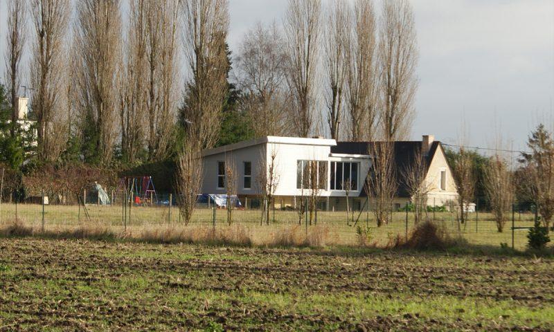 Extension d'une maison – Mazé (49)