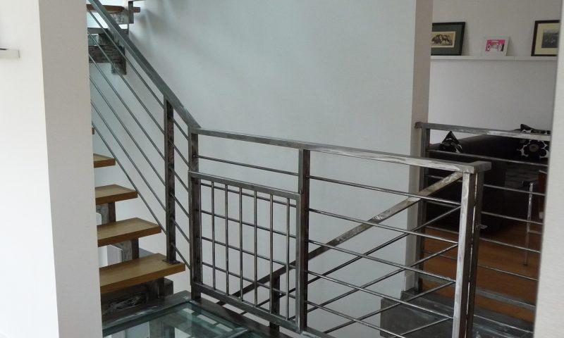 Création d'un escalier – Angers (49)