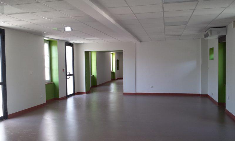 Rénovation d'une salle associative – Villevêque (49)