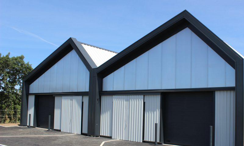 Construction de 4 ateliers relais – Durtal (49)